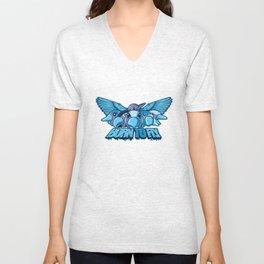 BORN TO FLY Unisex V-Neck
