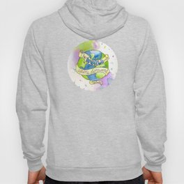 The World Only Spins Forward Hoody