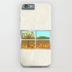 Fall Window View Slim Case iPhone 6