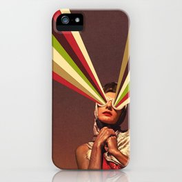 Rayguns iPhone Case
