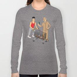 Karate friends  Long Sleeve T-shirt