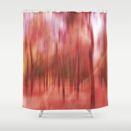 initiation (back to unnatural) Shower Curtain