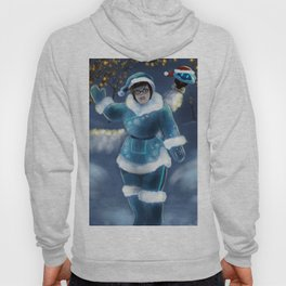 Winter Wonderland Mei Hoody
