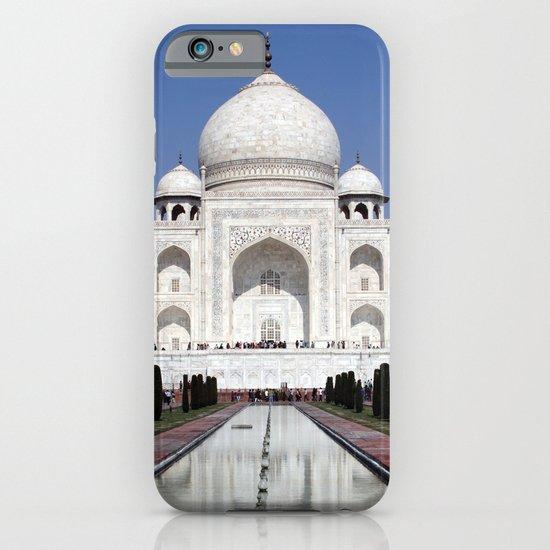 Taj Mahal II iPhone & iPod Case