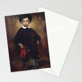 Little Lange - Edouard Manet Stationery Cards