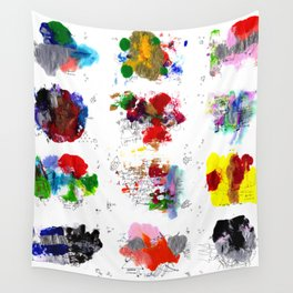12 daily rituals Wall Tapestry