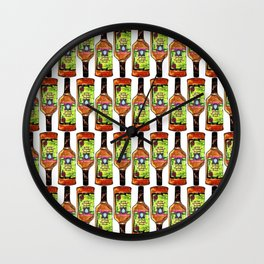 A Chicago Classic Wall Clock