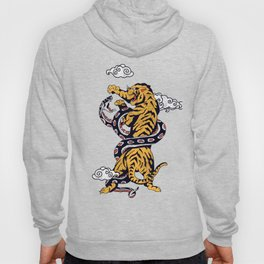 Tiger vs Snake Hoody