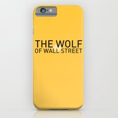 The Wolf of Wall Street iPhone 6s Slim Case