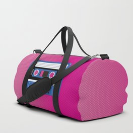 True Blue Duffle Bag