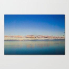 Denman Island's Horizon Canvas Print