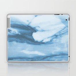 Marble Blue Ocean Laptop & iPad Skin