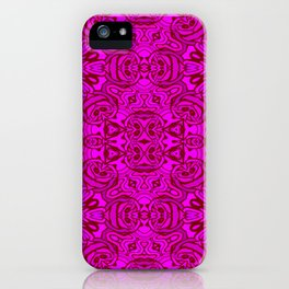 Oriental Pattern 7 iPhone Case