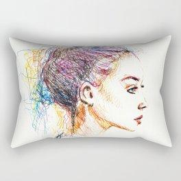 Remembrance Rectangular Pillow