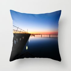 Wallaroo Throw Pillow