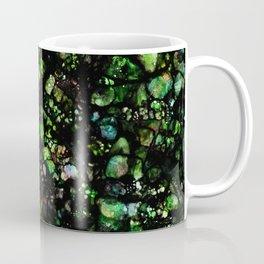 Nebula I, Emerald Coffee Mug