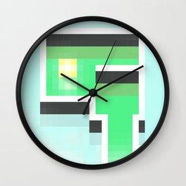 London Fog Cafe, Oregon Wall Clock