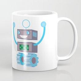Robot winner Coffee Mug