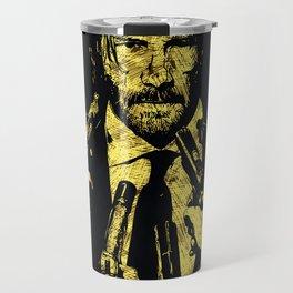 John Wick - The Legend Travel Mug