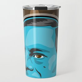 Benito Juarez  Travel Mug