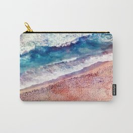 Sea and sand Carry-All Pouch