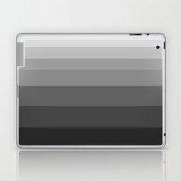 Shade of Grey. Laptop & iPad Skin