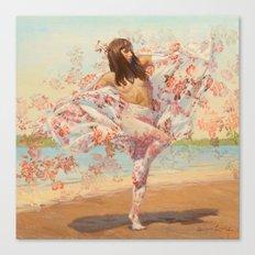 Maigold Canvas Print