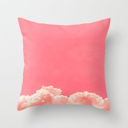 Summertime Dream Throw Pillow