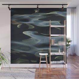 H2O # 9 - Water abstract Wall Mural