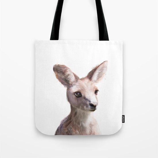 Little Kangaroo Tote Bag