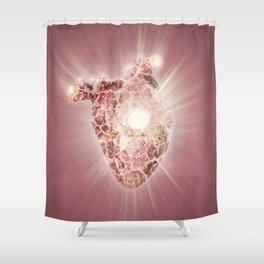 When you asked me out Shower Curtain