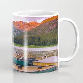 Piney Lake Coffee Mug