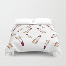 Lip Love Duvet Cover