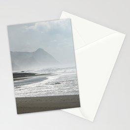 PNW Ocean Beach Landscape Stationery Cards