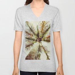 Perfect Palm Tree Unisex V-Neck