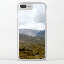 Cuenca, Ecuador Clear iPhone Case