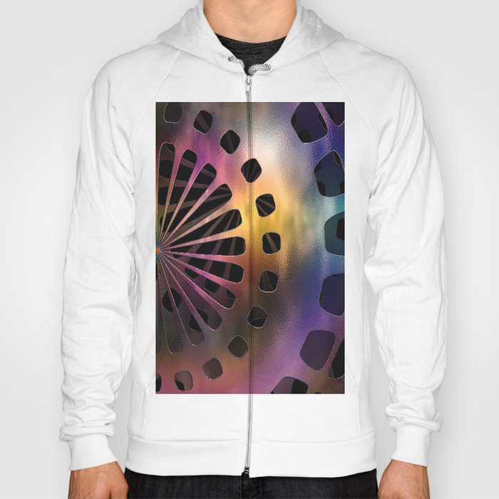 Metal Space Sphere Hoody