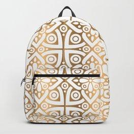 Boho style Backpack