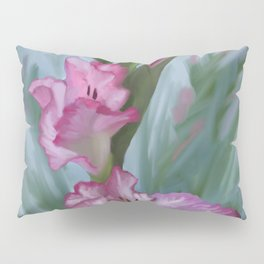 Gladiolus Pillow Sham