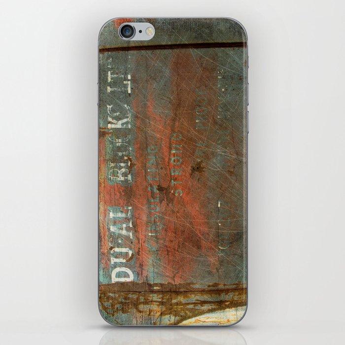 DU-AL iPhone Skin