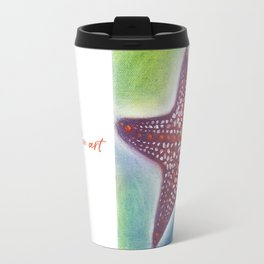 Sea Star Travel Mug