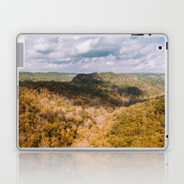 A Shadow Across the View, Red River Gorge, Kentucky Laptop & iPad Skin