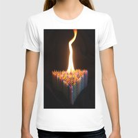 the 100 T-shirts featuring 100 Candles by Courtney Rubenstein