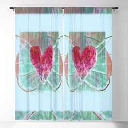 Elysium 2w by Kathy Morton Stanion Blackout Curtain