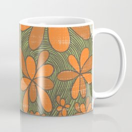 A Flower Does Not Think of Competing...(Grow Free Series) Coffee Mug