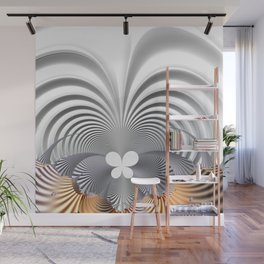 Butterfly effect Wall Mural