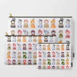 PaperDolls Carry-All Pouch