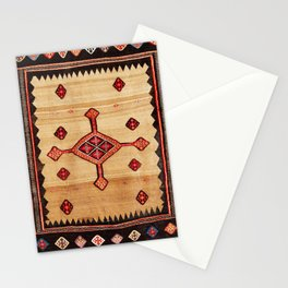 Varamin Ru Khorsi North Persian Table Cover Print Stationery Cards