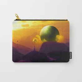 Cosmic Sunset Carry-All Pouch
