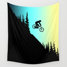 MTB Colors Wall Tapestry